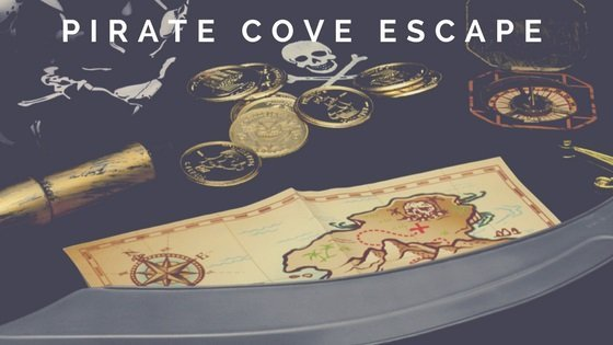 Pirate Cove Escape|Solve It Escape Games