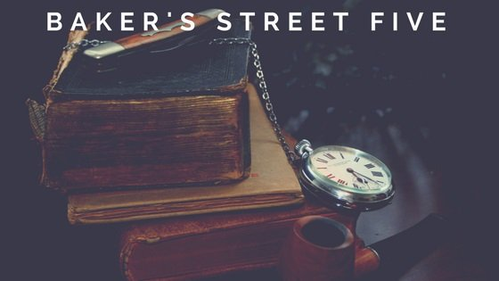 Solve It Escape Games Baker Street Five